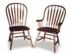 HS Bent Amish Dining Room Chairs (0115-19)