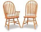 Amish Bent Bow Paddle Chairs (0103-19)