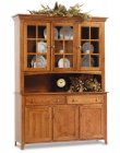 Lexington  Shaker 3 Door Amish Hutch (0245-14)