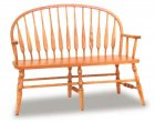 Low Feather Bench (5103-19)