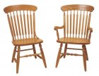 Quaker Side and Arm Chairs (0142-19)