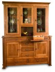 Alternate View of Manhattan Dining Room Hutch