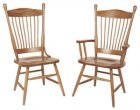 Amish Buckeye Dining Room Chairs (0148-19)