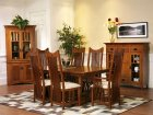 Alternate View of Classic Mission Dining Room Furniture