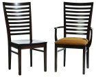 Alternate View of Lexington Shaker Dining Room Chairs