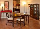 Platinum Dining Room Table (1071-14 Platinum Dining Room Table)