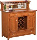 Wine Cabinets and Baltic French Cabinetry