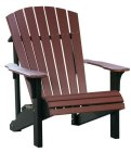 Alternate View of Deluxe Adirondack Chair