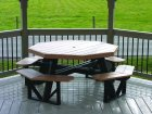 Octagon Picnic Table (PT01-43)